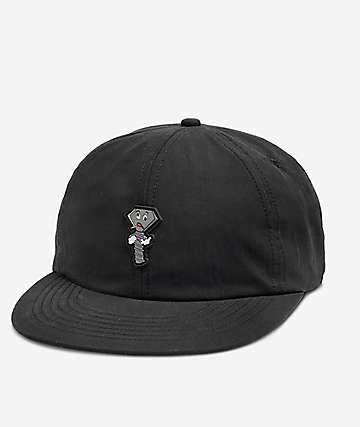 Diamond Supply Co. Screwed Up Black Six Panel Hat