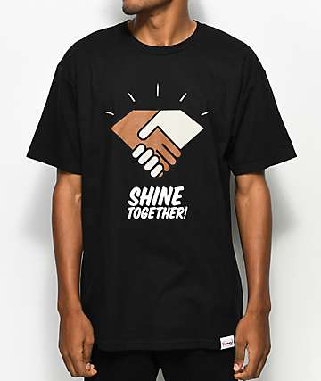 Diamond Supply Co. Shine Together Black T-Shirt