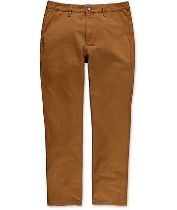 Diamond Supply Co. Speedway Brown Pants