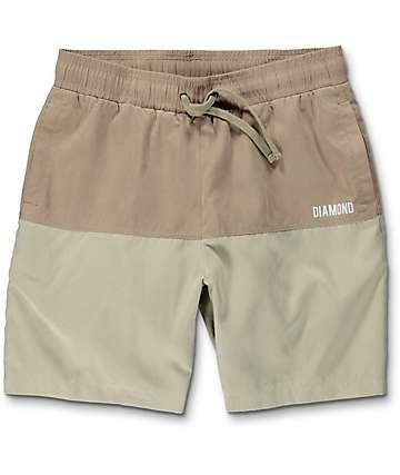 Diamond Supply Co. Speedway Hybrid Board Shorts