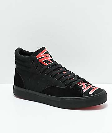 Diamond Supply Co. x Deathwish Foy Select Hi Skate Shoes