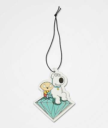 Diamond Supply Co. x Family Guy Stewie y Brian ambientador