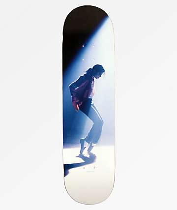 "Diamond Supply Co. x Michael Jackson 8.25"" Skateboard Deck"
