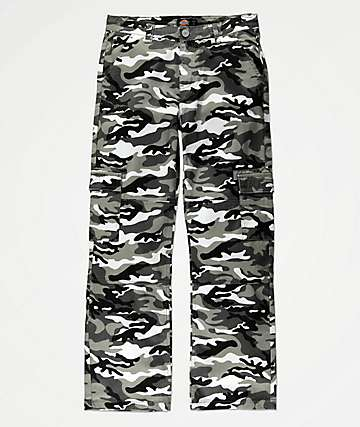 Dickies Boys Camo Cargo Pants
