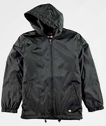 Dickies Boys Lined Black Jacket
