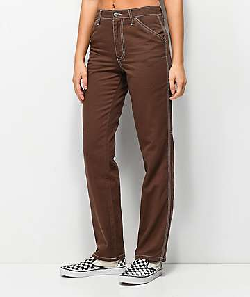 Dickies Carpenter Brown Pants