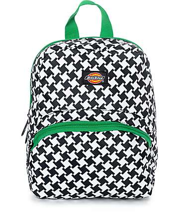Dickies Dog Checker Mini Backpack
