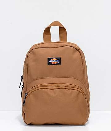 Dickies Duck mini mochila marrón