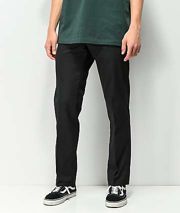 Dickies Flex Black Slim Work Pants