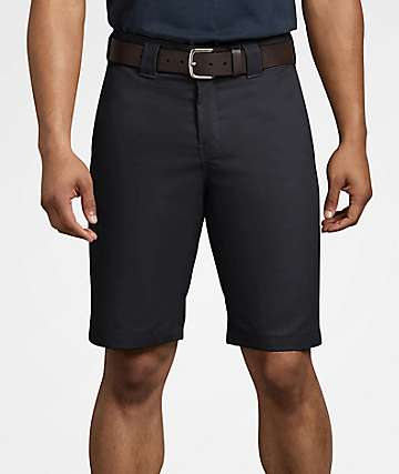 Dickies Flex Regular Fit Black Work Shorts