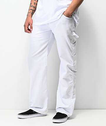 Dickies Flex White Painters Pants