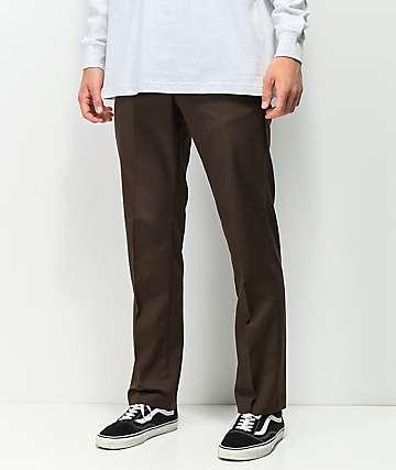 Dickies Flex pantalones de trabajo en marrón