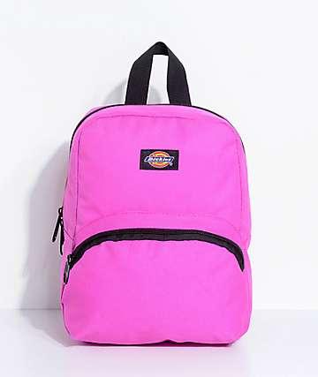 Dickies Neon Purple Mini Backpack