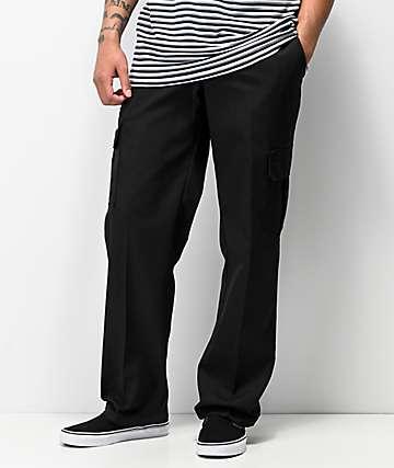 Dickies Regular Black Cargo Pants