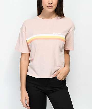 Dickies Tomboy camiseta rosa