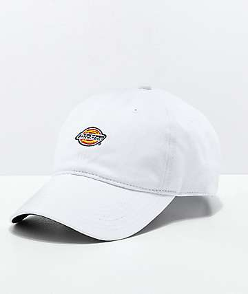 Dickies White Strapback Hat