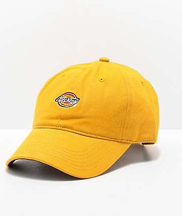 Dickies gorra amarilla
