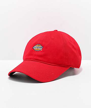 Dickies gorra roja