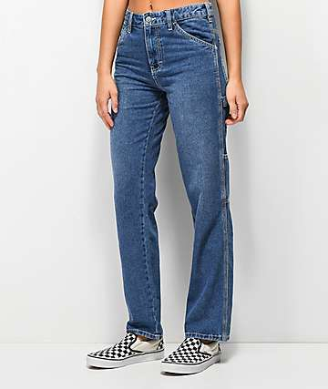 Dickies jeans azules estilo carpintero