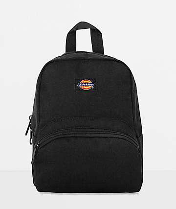 Dickies mini mochila negra