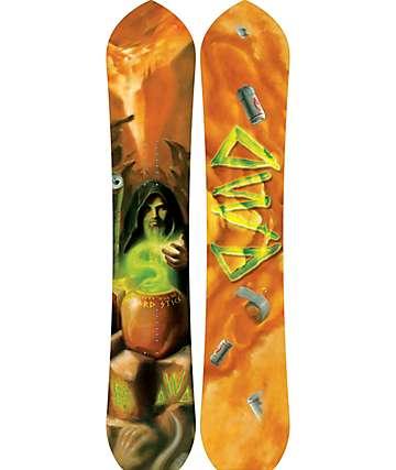 Dinosaurs Will Die Wizard Stick 158cm Snowboard