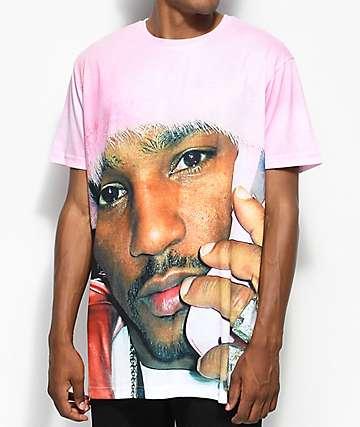 Dipset Camron Pink Fur  camiseta sublimado
