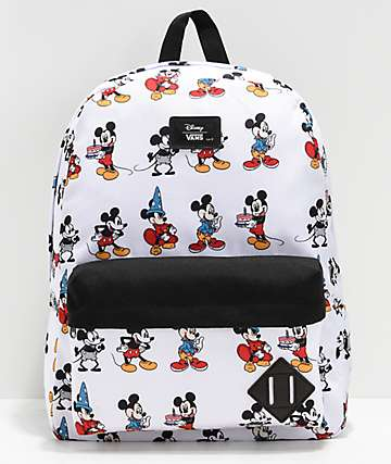 Disney by Vans Mickey Ages Old Skool II Backpack