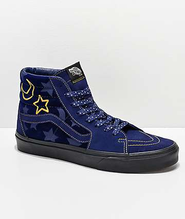 Disney by Vans Sk8-Hi Sorcerer's Apprentice Skate Shoes