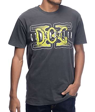 Dog Limited Dog Generation X Black Wash T-Shirt