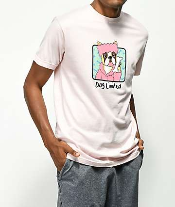 Dog Limited Dog'ron Pink T-Shirt