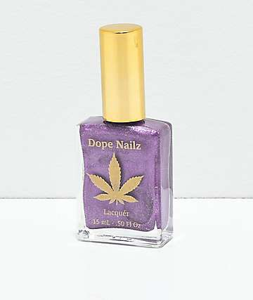 Dope Nailz Witches Weed Nail Polish