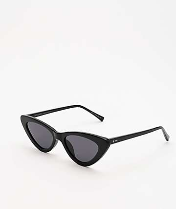 Dot Dash Fabulist Black Sunglasses
