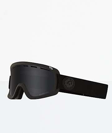 Dragon D1 OTG Murdered Dark Smoke gafas de snowboard