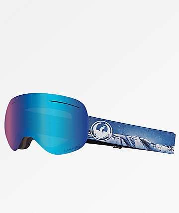 Dragon XI Realm Blue Ion gafas de snowboard