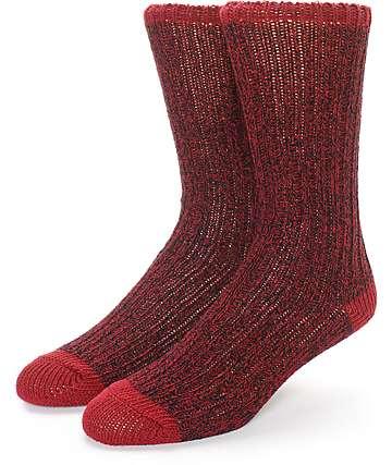 Dravus Big Foot Camp Crew Socks