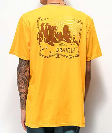 Dravus Hot Serpent Gold T-Shirt