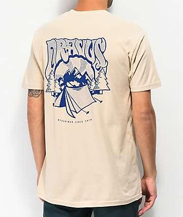 Dravus Misguided Trip camiseta beige