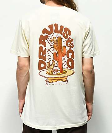 Dravus Oasis Cream T-Shirt