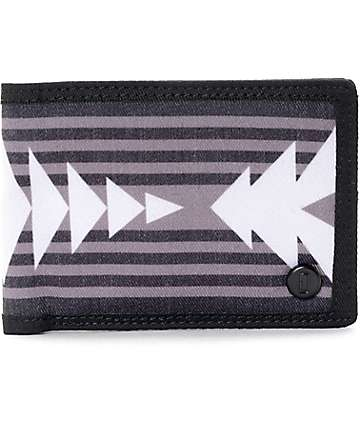 Dravus Only Black & Grey Bifold Wallet