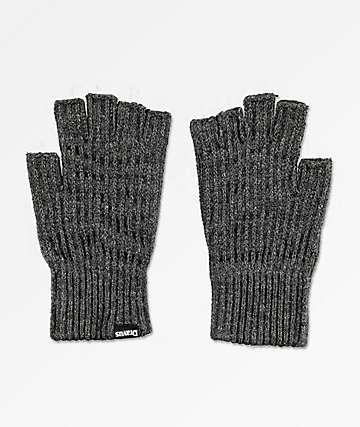 Dravus Ribless guantes sin dedos en gris