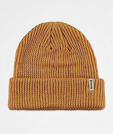 Dravus Rover Heather Camel Beanie