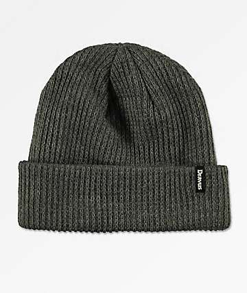 Dravus Rover Heather Grey Beanie