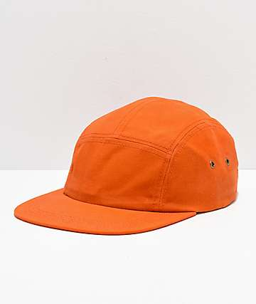 Dravus Safety Waxed gorra naranja