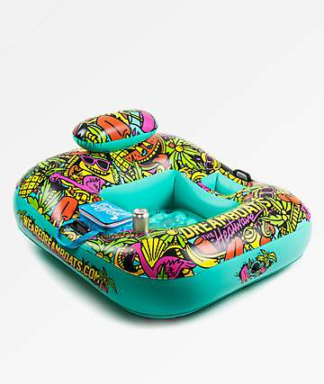 Dreamboats Heatwave Inflatable Lounger
