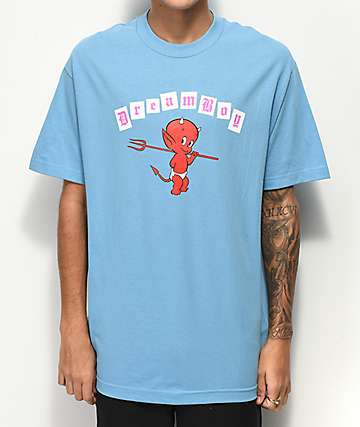 Dreamboy Lil Devil Blue T-Shirt