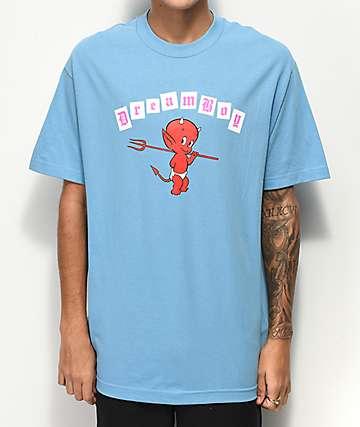 Dreamboy Lil Devil camiseta azul