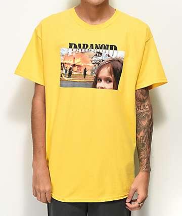 Dreamboy Meme Girl camiseta amarilla