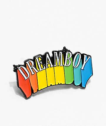 Dreamboy Pride Enamel Pin