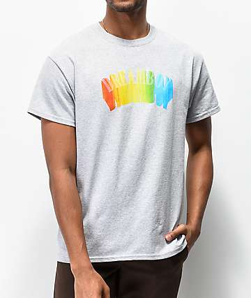 Dreamboy Pride Grey T-Shirt
