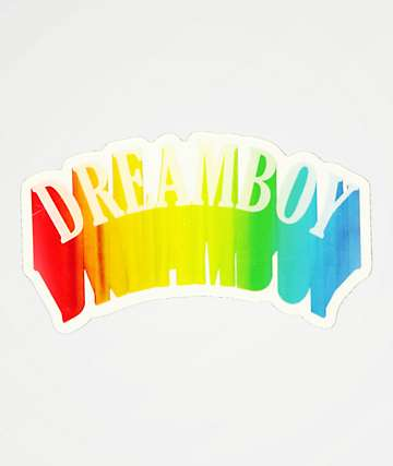 Dreamboy Pride Sticker